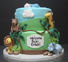 Main Street Bakery U0026 Gift Shop  Columbia SC  Baby ShowerBaby Shower Safari Cakes
