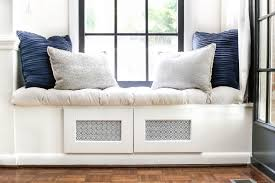 diy window seat. Fine Window DIY Window Seat From A Kitchen Cabinet  Blesserhousecom  A Simplified  Tutorial For For Diy U
