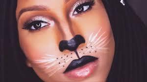 cat face makeup tutorial cat face makeup cat costume makeup cat
