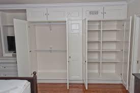 built in wardrobe closet