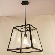 rh lighting loft pendant light restoration hardware vintage pendant lamp filament pendant edison bulb glass box rh loft lights hanging light home