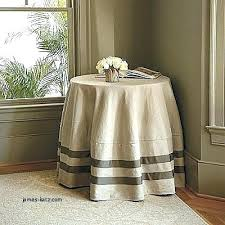 sidetables side table cloth end tablecloth tables and ribbon round farmhouse tablecloths size circ