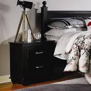 madison 2 drawer nightstand amazoncom bush furniture bow