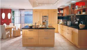... Endearing Pictures Of Decorating Kitchen Cabinet Islands Design :  Fascinating Wall Mounted Brown Walnut Cabinet And ...
