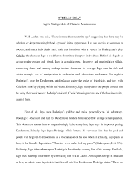 character essay essay on character com