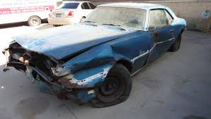 1967-1968 Chevy Camaro for Parts, for sale - Hemmings Motor News