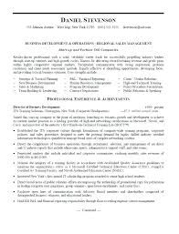 Business Manager Resume Management Resume Templates Doc Free Premium