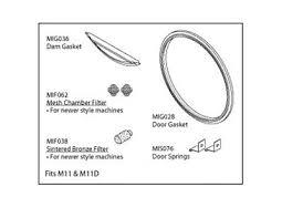 New Midmark M11 Sterilizer Door Gasket Autoclave
