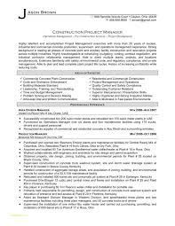Military To Civilian Resume Templates Or Construction Project