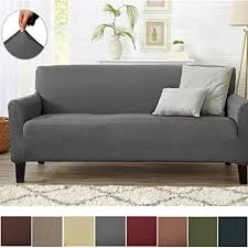 stylish furniture for living room. Home Fashion Designs Form Fit Stretch, Stylish Furniture Cover/Protector Featuring Lightweight Twill Fabric For Living Room