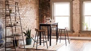 Kitchen Table Small Spaces Encourage Apartment Wayfair For 10
