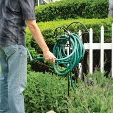 garden hose stand. Interesting Hose Gothic Hose Stand With 150ft Capacity Inside Garden H
