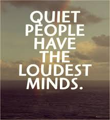 Quiet Quotes Mesmerizing Top 48 Best Quiet Quotes The Best Quotes Picture