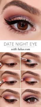 making plans this weekend with that special someone we suggest you pair that y lbd with this must try glamorous date night eyeshadow tutorial