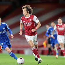David Luiz ruled out for 'a few weeks' as Arsenal's defensive injury list  grows | Arsenal