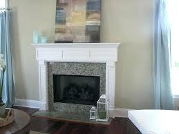 granite fireplace surrounds facing kits me kit metal surround fireplace facing kit granite