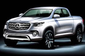 Mercedes-Benz Premium Pickup Truck Officially Confirmed: HiLux ...
