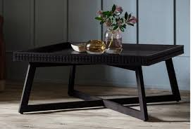 boho boutique mango wood coffee table