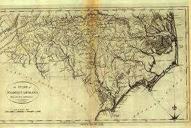Image result for images of  railroad maps of the Carolinas