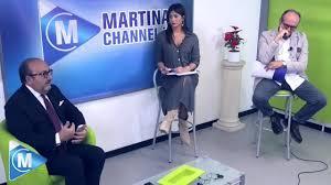 Martina Channel - Il senatore Luigi Vitali ospite di Martina Channel  commenta i risultati delle recenti elezioni regionali.