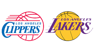Other los angeles lakers logos and uniforms from this era. Comparing The Clippers Logo And The Lakers Logo Wucomsvisualliteracy