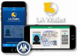 Louisiana La First Wallet License Driver 's Launches Digital video Pnq0xrzPY