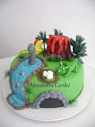12 Dinosaur Birthday Cake Ideas We Love Spaceships And Laser Beams