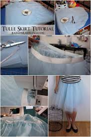 easy 30 minute tulle skirt tutorial our best crafts and diy tulle skirt tutorial skirt tutorial diy tulle skirt