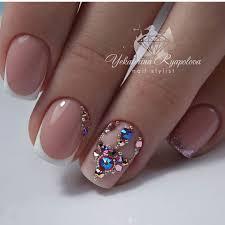 Toe Nail Gem Designs Pin On Nail Decoration