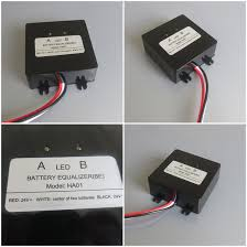 solar product solar hot water solar pump solar clean in battery equalizer 2 x 12v used for lead acid batteris balancer