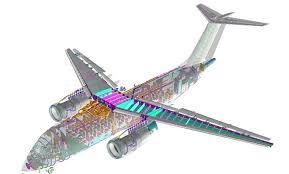 Фотоальбом Факультет самолетостроения Национальный  Пространственная модель пассажирского самолета типовое задание на дипломное проектирование