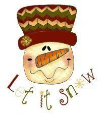country snowman face clipart.  Clipart And Country Snowman Face Clipart U