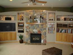 Open Stone Fireplace Architecture Fascinating French Country Entry Doors Designs Stone