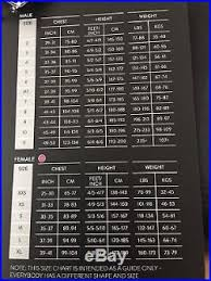 Orca Apex 2 Size Chart Full Mens Wetsuit Orca