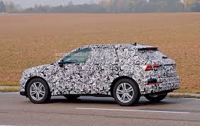 2018 audi e tron suv. exellent suv more specifically auto bild talks about the next generation of q3  which according to them will debut in 2018 because q1 needs more room at  and 2018 audi e tron suv