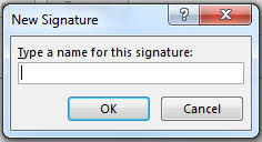 Adding Images To Email Signature Outlook 2013