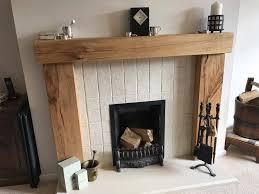 wood fireplace surrounds custom photos