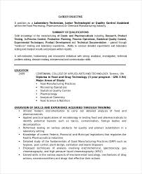 medical laboratory assistant resume lab resume examples examples of resumes