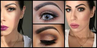 subtle makeup for middle