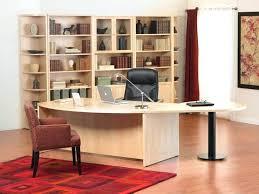 modular desks home office. Best Home Office Furniture Modular Desks Design With Light Brown Maple Wood Desk And White Ikea U