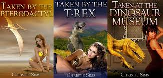 Move Over Fifty Shades of Grey, Dinosaur Erotica Is Here - E! Online
