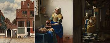 vermeer rijksmuseum