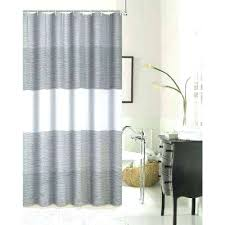 yellow fabric shower curtain gray shower curtains shower accessories the home depot blue and grey shower