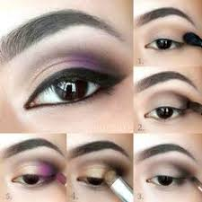 ombre eye tutorial a month of makeup eye makeup tutorials ombre and eyeshadow