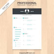 Print Modern Curriculum Vitae Template Free Download Blank Resume