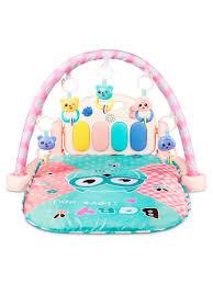 <b>Развивающий коврик</b> для детей NIGHT OWL, 80x65x45 ...