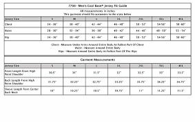 Majestic Baseball Pants Size Chart Size Chart Majestic