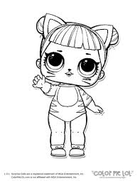Coloring Book World Coloring Book Worldol Surprise Dolls Printable