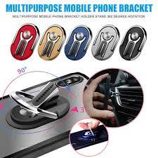 Multipurpose <b>Car Phone</b> bracket replacement Magnetic <b>phone</b> ring ...