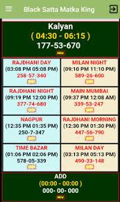 Delhi Darbar Satta Chart Satta King Apk_satta King App Free Download For Android